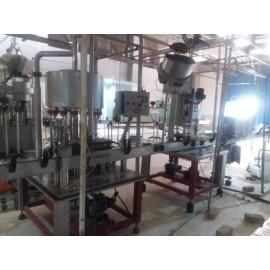 دستگاه پرکن مایعات منوبلوک N10