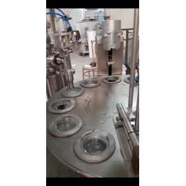 دستگاه پرکن لیوانی دهانه ۹۵ مازندفیل L8