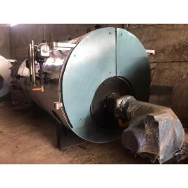 دستگاه دیگ بخار سه تنی گرما گستر Ta24