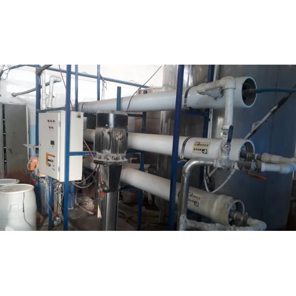 دستگاه RO تصفیه آب صنعتی ۲۵۰ مترمکعب  Ta14.