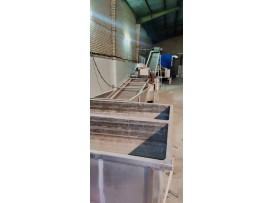 خط تولید سبزی و میوه خشک Kh20