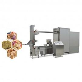 خط تولید شیرینی قالبی جودوسر و انرژی بار شکلاتی (Oat meal)