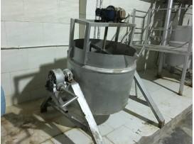 دستگاه پاتیل گردان Kh22