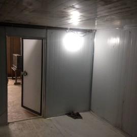 سردخانه یا یخچال کارگاهی Ta25
