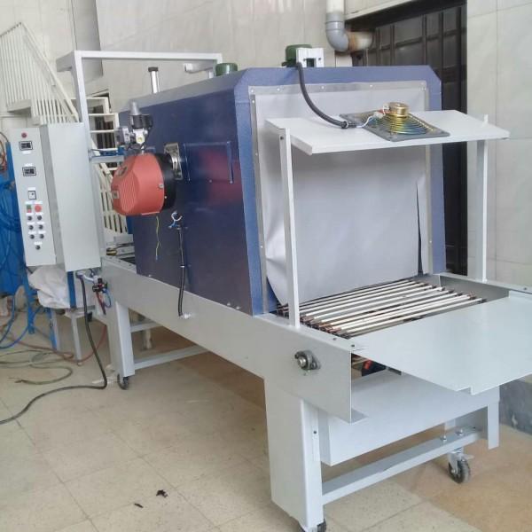 دستگاه شیرینگ پک گازی صفر B85