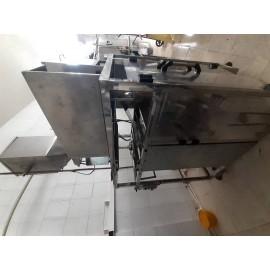 دستگاه پرکن ساشه مایعات پرکن آلوچه ربی همراه با میوه و هسته B063