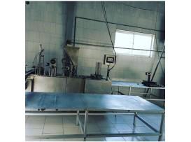 دستگاه تری سیلر یا سیل وکیوم نواری K36..