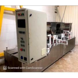 دستگاه دیپازیتور کیک برند صفاهان 90 A13.