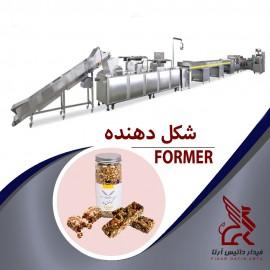 خط تولید انرژی بار، نات بار یا معجون کنجد و عسلی(گرانولا بار)