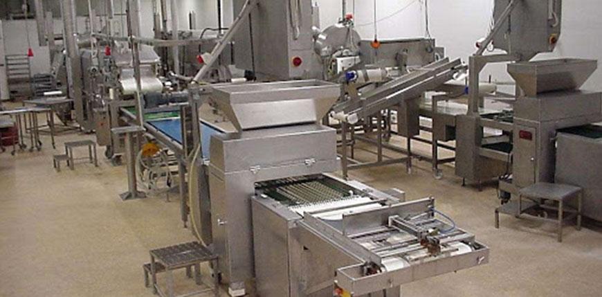 تاریخچه ماشین آلات صنایع غذایی